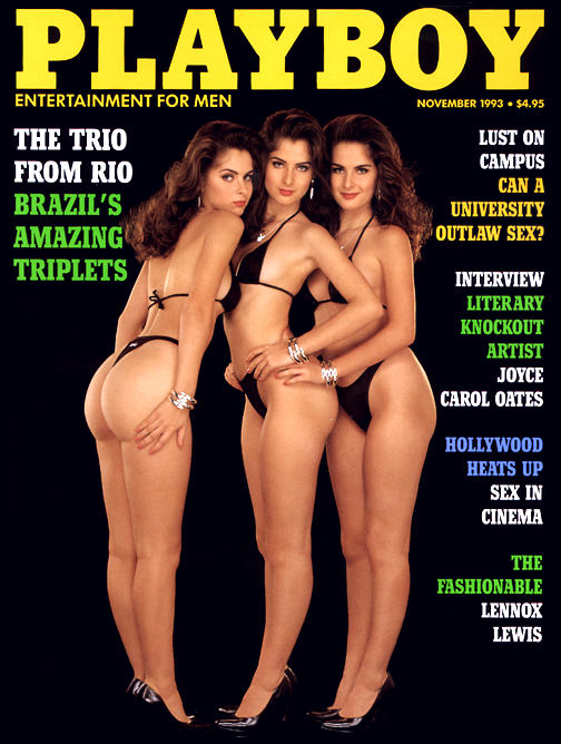 Triplets topless — img 9