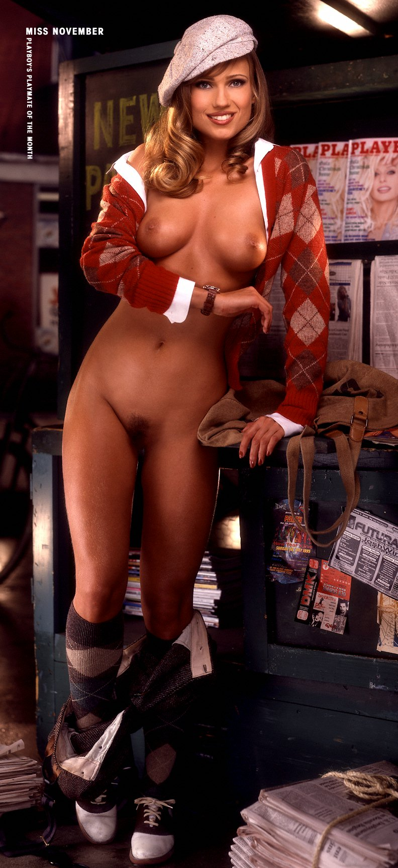 Anna Mucha Playboy nsfw november | the thought experiment | page 2