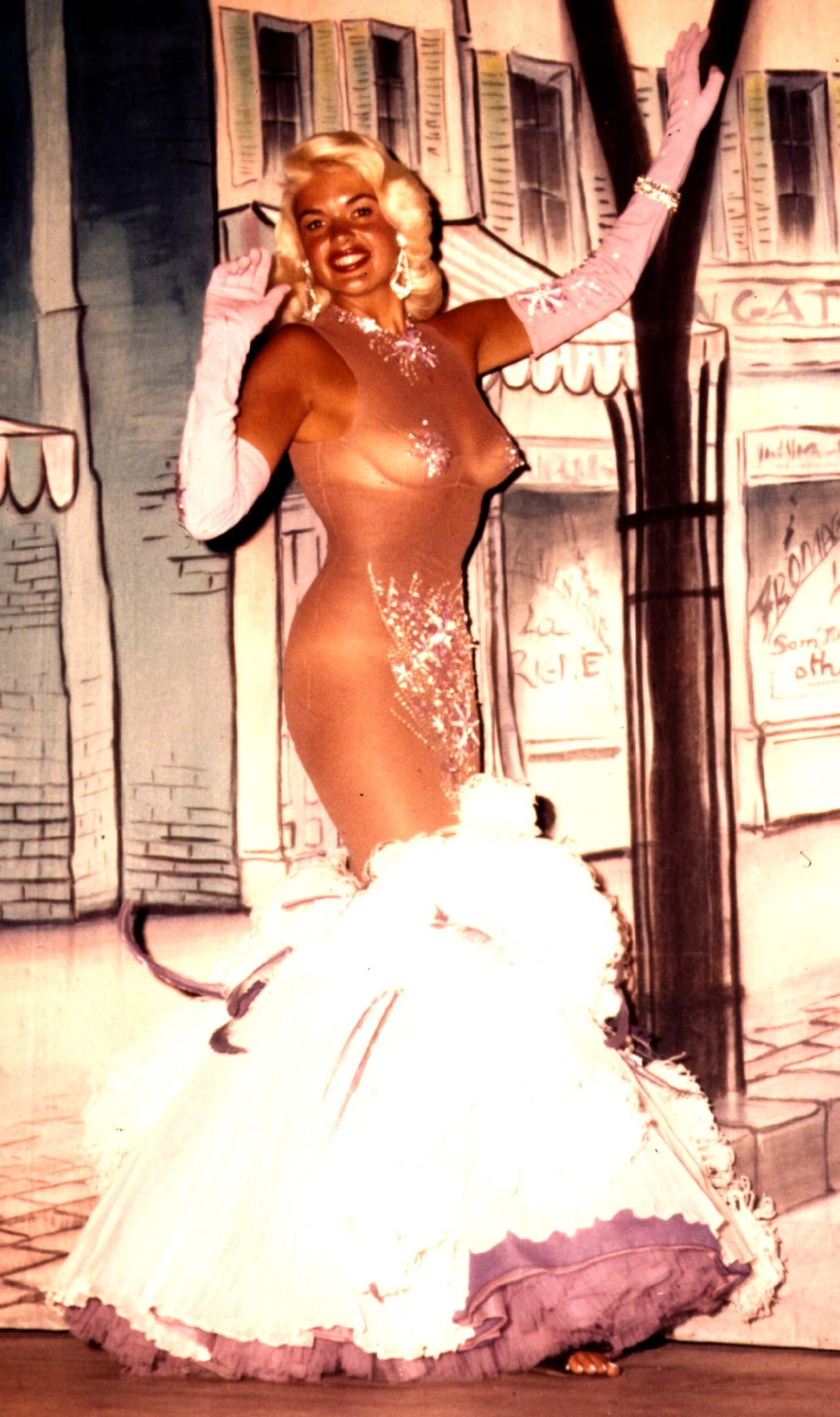 Jayne Mansfield Biografia fotos desnuda informacion