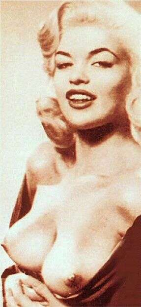 Jayne Mansfield created the brand of Jayne Mansfield, made herself worth ...