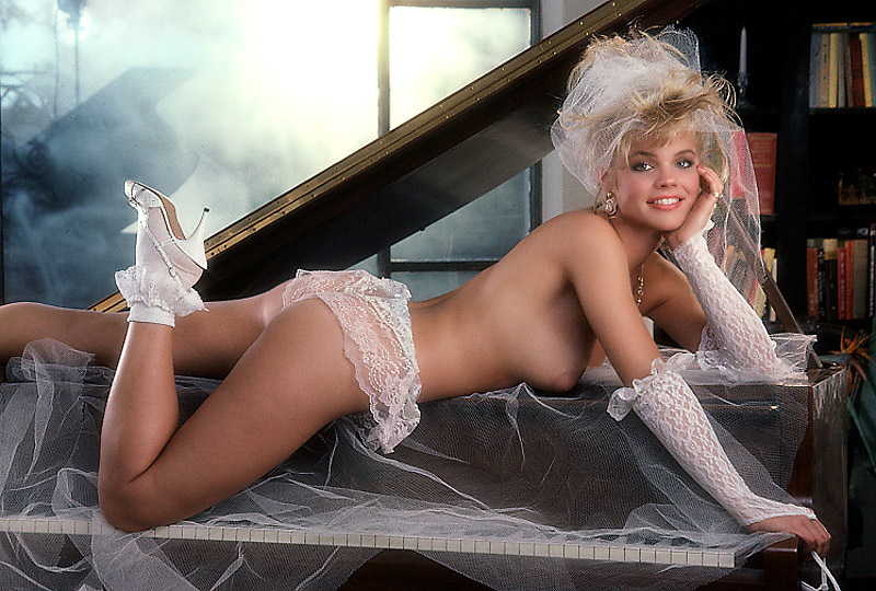 mccullough as playmate Julie playboy