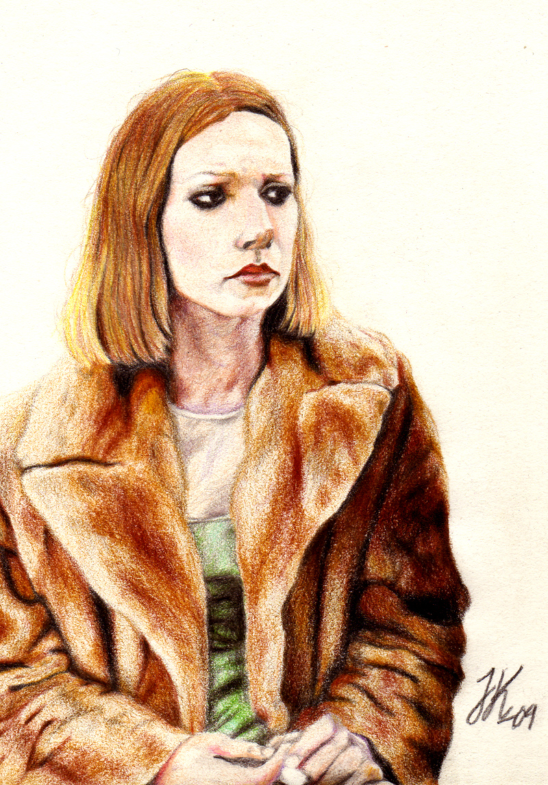 wes anderson the thought experiment margot tenenbaum by tussilagon on the